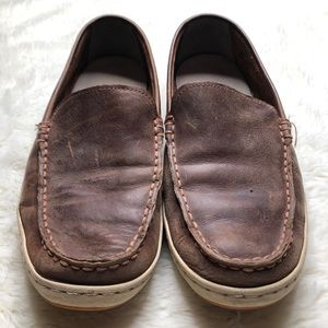 Cole Haan Brown Loafer Slip On Shoes Size 10